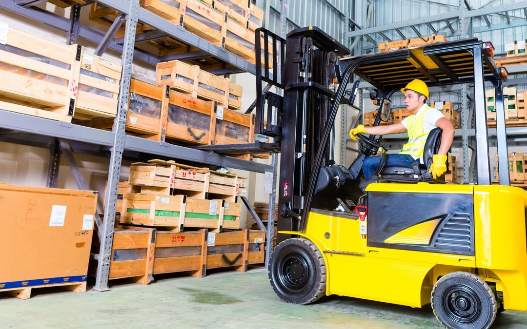 Key Performance Training, specialised and targeted training for the fork lift industry