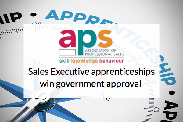 Sales Executive Apprenticeship