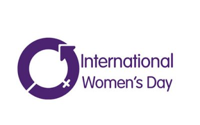 In support of International Women's Day 2020