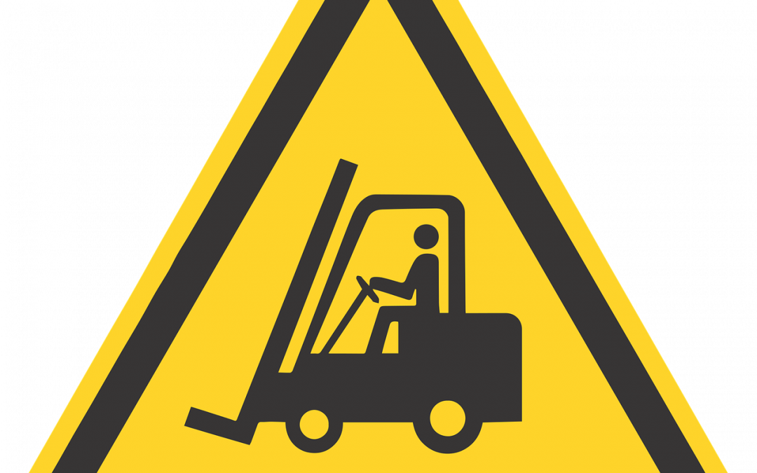 Forklift inspections- 5 of the most important inspections to carry out before operating.