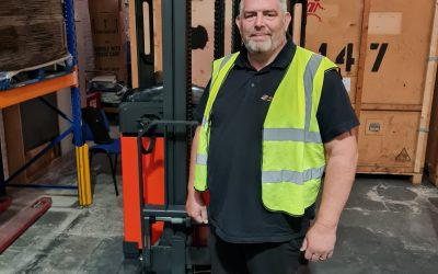 Congratulations to our newly qualified forklift operators!